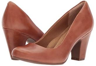 Sofft Madina (Cork Montana) Women's 1-2 inch heel Shoes