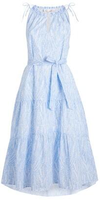 Heidi Klein Smocked Maxi Dress