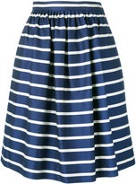 Polo Ralph Lauren striped pleated skirt