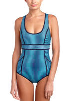 Spanx Hourglass Racerback 1Pc Swimsuit