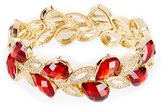 Anne Klein Stone Stretch Bracelet