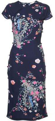 MARCIA Floral Dress