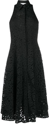 Erika Cavallini Lace Swing Dress
