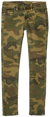 Blank NYC Kids Camouflage Skinny in Scout (Big Kids) (Scout) Girl's Jeans