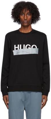 HUGO BOSS Black Dicago Sweatshirt