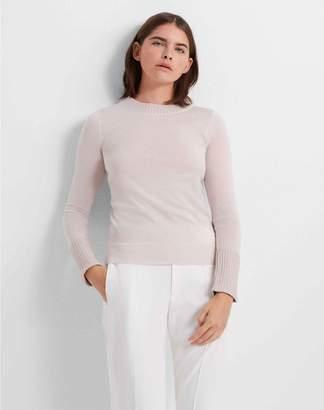 Club Monaco Lurex Trim Sweater