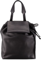 Marni Faux-Pack Backpack, Black