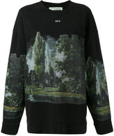 Off-White 'Countryside' sweater - women - Cotton - XS