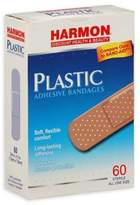 Harmon Face Values Harmon® Face ValuesTM 60-Count Plastic 3/4-Inch Adhesive Bandages