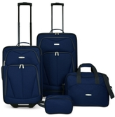Travel Select Travel Select Kingsway Four Piece Luggage Set, Created for Macy's