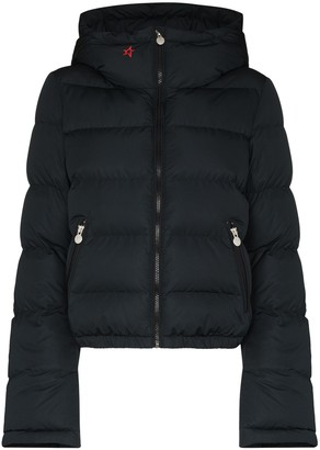 Perfect Moment Hooded Padded Jacket