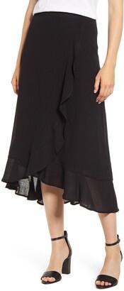 Tommy Bahama Oasis Waves Flounce Skirt