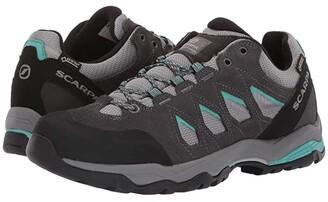 Scarpa Moraine GTX (Grey/Lagoon) Women's Shoes