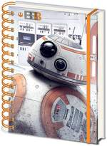 Star Wars Bb8 - A5 Wiro Notebook (Episode Viii) & Coffee Mug