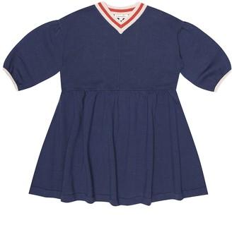 Caramel Islington cotton dress