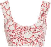 Marysia Swim Lehi Printed Bikini Top