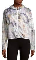 Alaia Printed Woven Jacket