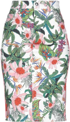 Marani Jeans Denim skirts