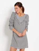 Dotti Victoria Gingham Shift Dress