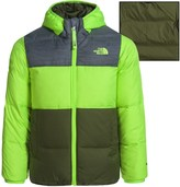 The North Face Reversible Moondoggy Down Jacket - 550 Fill Power (For Toddler Boys)