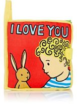 Jellycat I Love You Book-RED, NO COLOR
