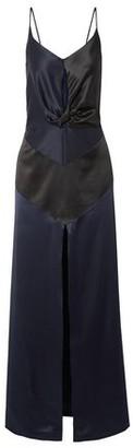 Michael Lo Sordo Long dress