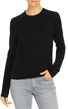 Vince Slim Fit Cashmere Crewneck Sweater