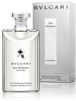 Bvlgari Eau Parfumee au The Blanc Shampoo & Shower Gel/6.8 oz.