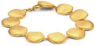 Dean Davidson 22K Goldplated Large Bead Bracelet