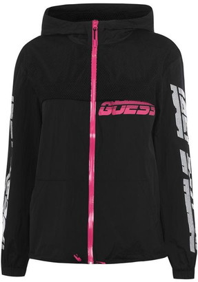 GUESS Active Windbreaker Jacket
