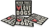 Thirstystone Dog Lover 4-Pc. Coaster Set
