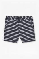Oxford Stripe Shorts