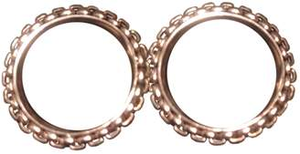 Christofle Pink Silver Rings