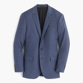 Ludlow Slim-fit Suit Jacket With Double Vent In Italian Worsted Wool