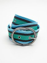 Free People Venice Beach Webbed Belt