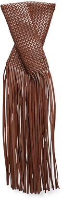 Bottega Veneta The Fringe Crisscross Bag