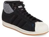 adidas Men's Pro Model High Top Sneaker