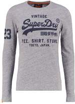 Superdry Long Sleeved Top Pearl Grey Grit