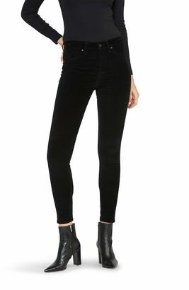 Hudson Women's Barbara High Rise Super Skinny Fit Ankle Jean