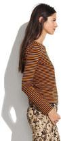 Madewell Mademoiselle Top in Stripe