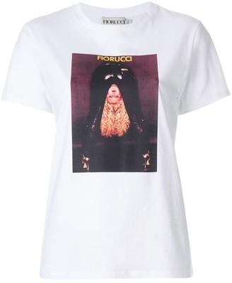 Fiorucci Girl print T-shirt