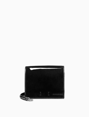 Calvin Klein After Hours 11PM Patent Crossbody Bag