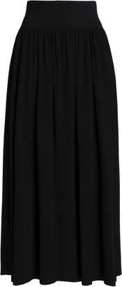 Gentryportofino Ribbed-knit Maxi Skirt