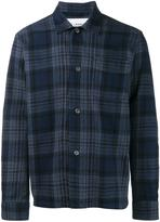 Our Legacy tartan check shirt