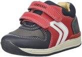Geox Rishon 1 (Inf/Tod) - Red/Navy - 6.5 Toddler