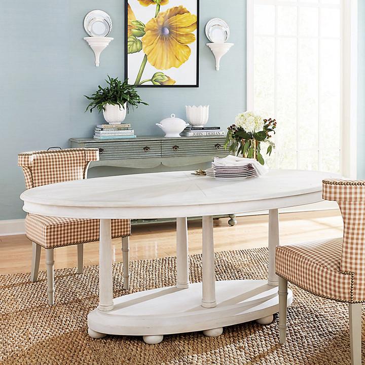 Ballard Designs Bunny Williams Goshen Dining Table Shopstyle