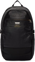 Master-piece Co Black Cordura Spec Backpack