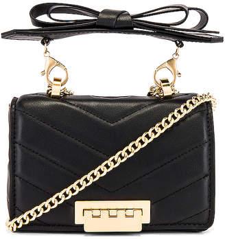 Zac Posen Soft Earthette Mini Chain Shoulder Bag
