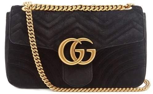 4ebe8ed50c7 Gucci Bags Velvet - ShopStyle