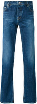 Kenzo washed denim jeans - men - Cotton/Polyester - 29